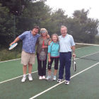 Finalists of the Witheridge & Gogland courts